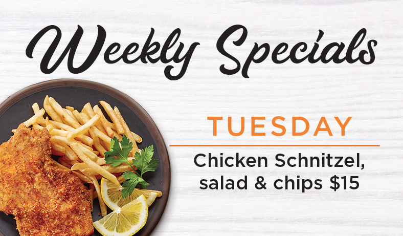 Tuesday 15 Special The Sun Hotel